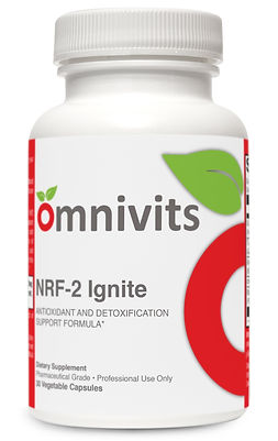 NRF-2 Ignite | Activate Genetic Pathway | Omnivits
