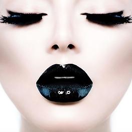 schilderij-black-lips-barberaslifestyle.