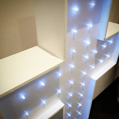 4ft LED communion cross