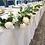 Thumbnail: Rustic top table garland