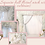 Thumbnail: Full floral curtain square arch