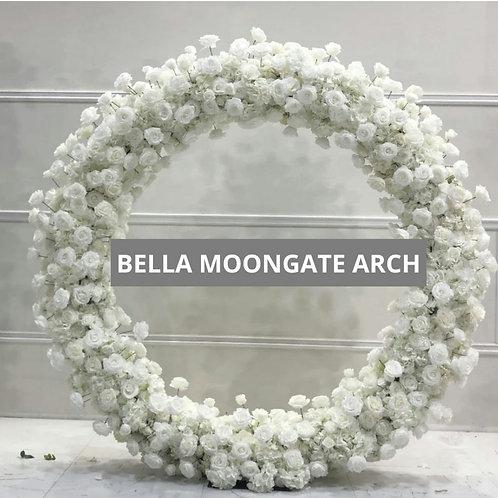 Bella moongate arch
