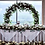 Thumbnail: Rustic floral top table runner