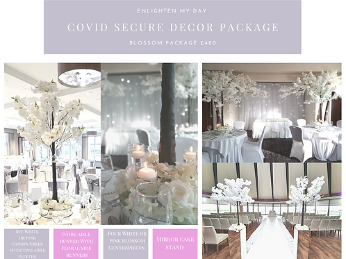 Blossom covid secure package