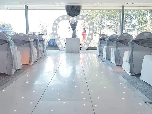 LED aisle