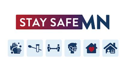 six steps to stay safe - retangular imag