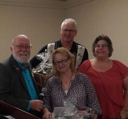 PAC Chairs Gerald & Chris Fruit With Larry Pratt & Lisa Grubar.JPG