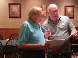 Joe Whitley and Larry Pratt