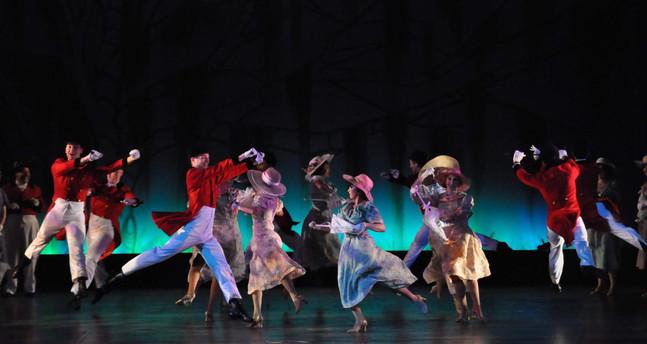Dance Ensemble - Mame
