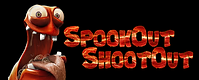 SpookOut Shoot Out Logo