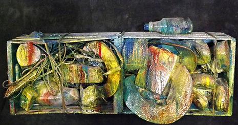 Crate Philip Guston homage.JPG