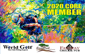 2020 Membership at World Golf & Sand Creek Golf Course Colorado Springs