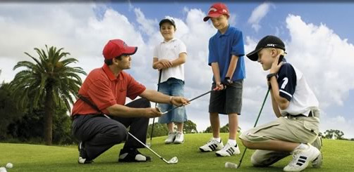 Junior Golf Lessons