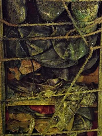Crate ciulture of restraint fuji detail