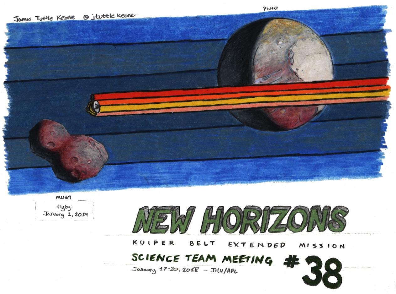 New Horizons Science Team Meeting