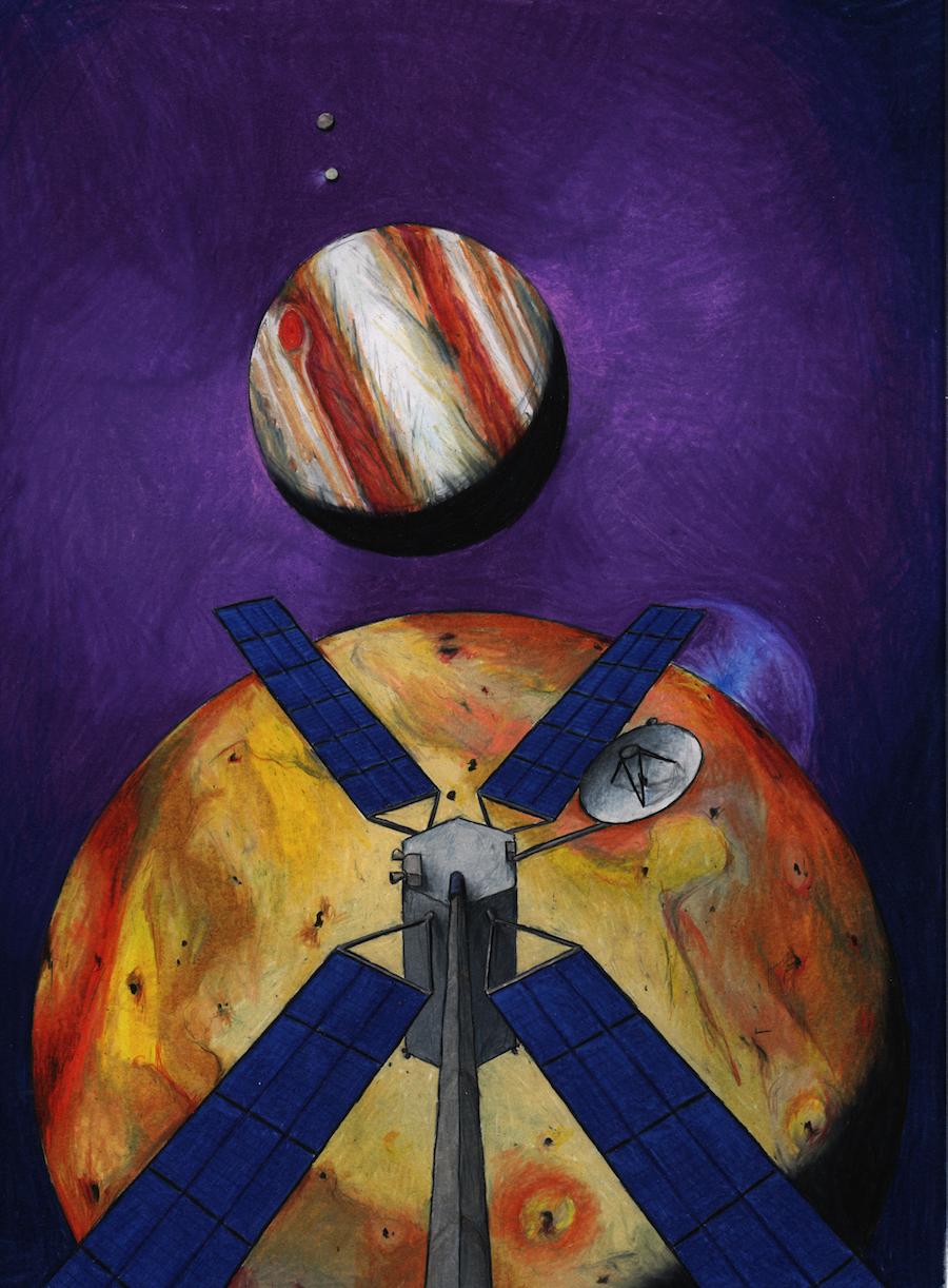 Exploring the Galilean Satellites