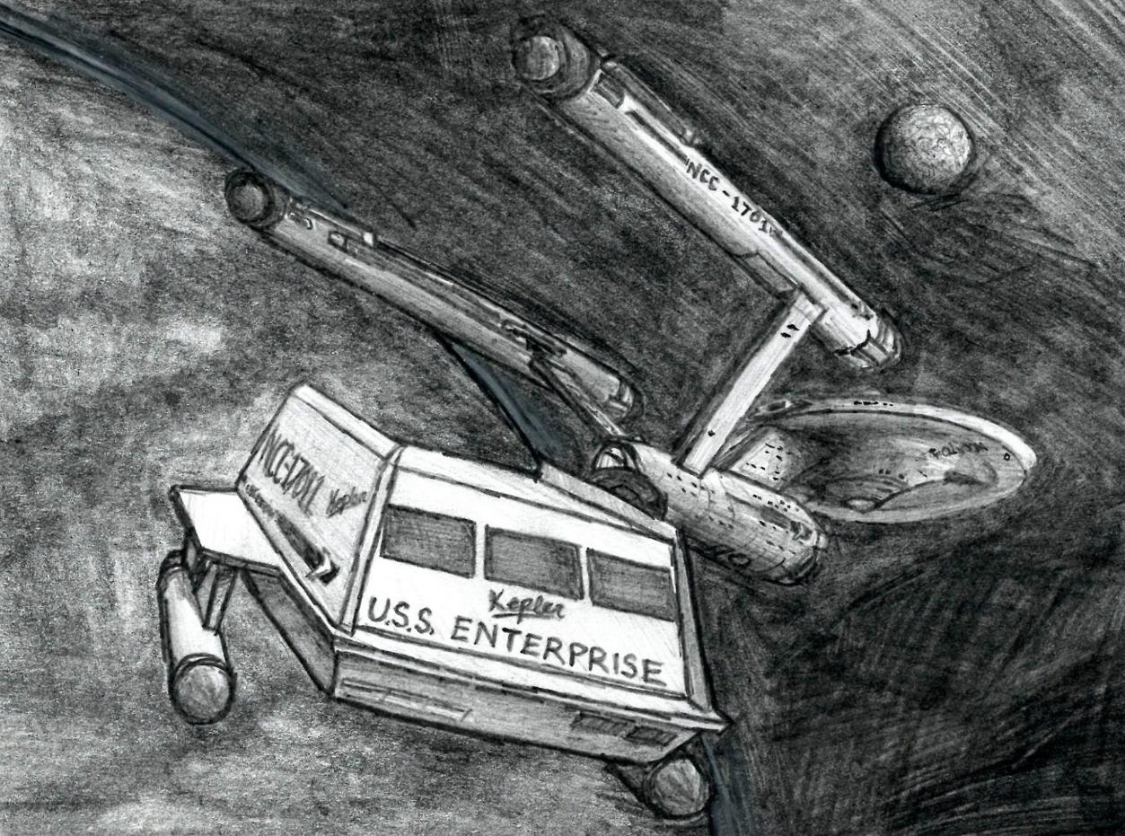 Enterprise and Galileo