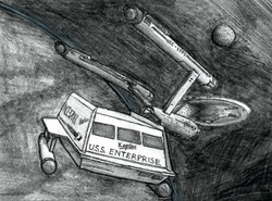 Enterprise and Galileo