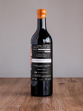 Bottiglia-cacciatore-uve-vulcano-back.jp