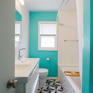 Northeast Park Bathroom
