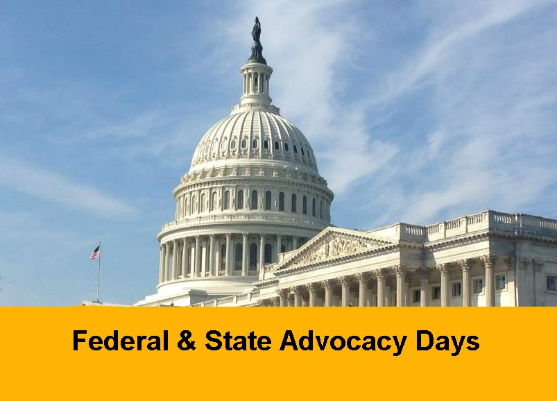State & Federal Advocacy Days