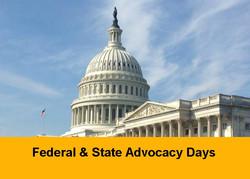 State & Federal Advocacy Days