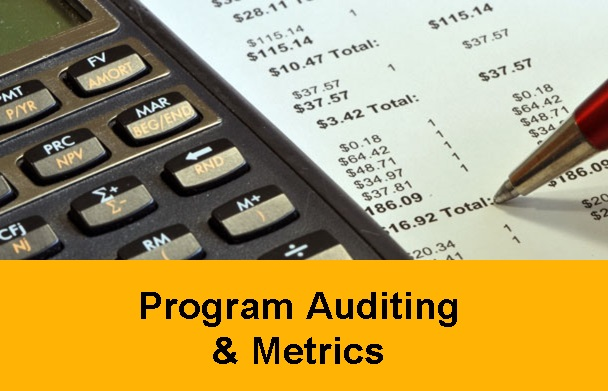 Program Auditing & Metrics