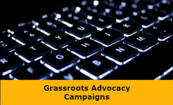 Grassroots Advocacy Campaigns