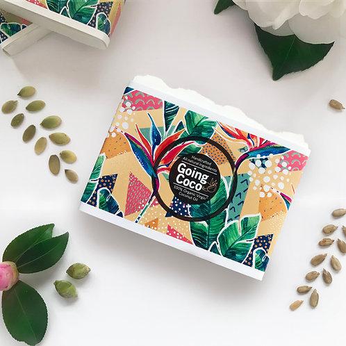 Lemon & Jasmine Organic Shampoo Bar