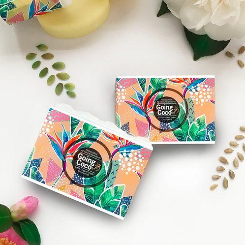 MANGO TANGO DUET Organic Shampoo & Conditioner Bar