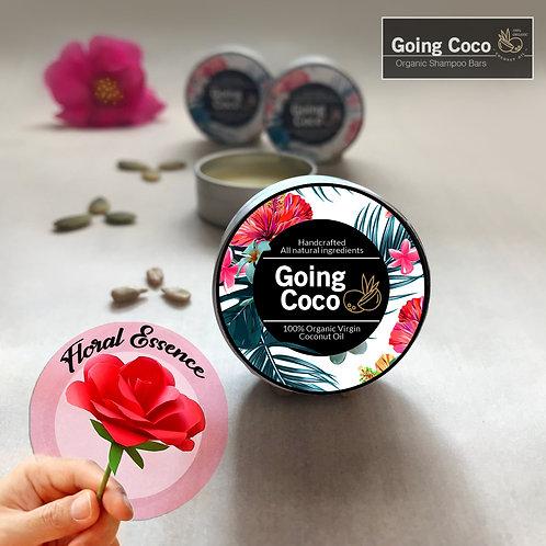 Jasmine & Rose Organic Lip Balm