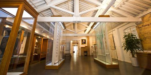 JAO TSUNG-I ACADEMY (Jao Tsung-I Cultural Center)