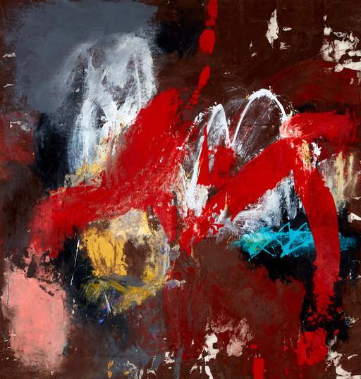 Dark Red_Square