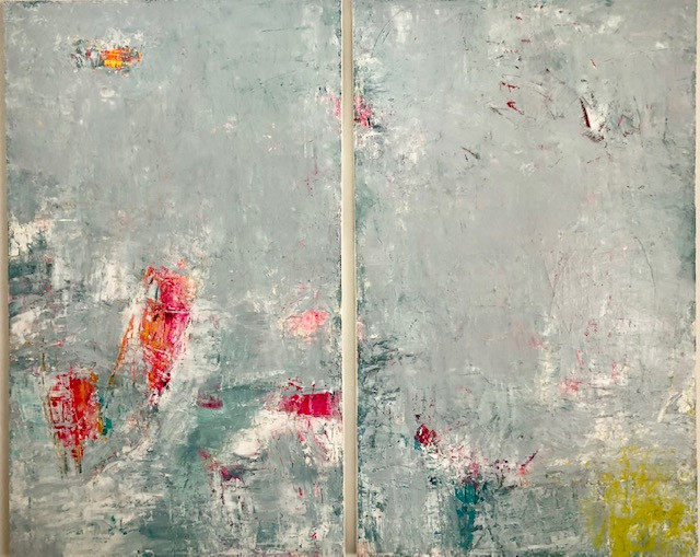 Untitled, Diptych