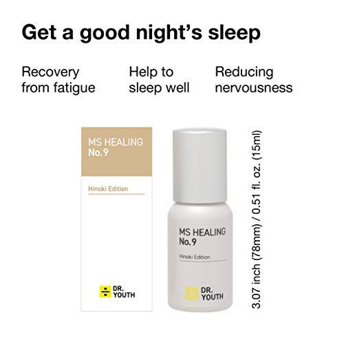 Good sleep with Dr.YOUTH Aroma No.9