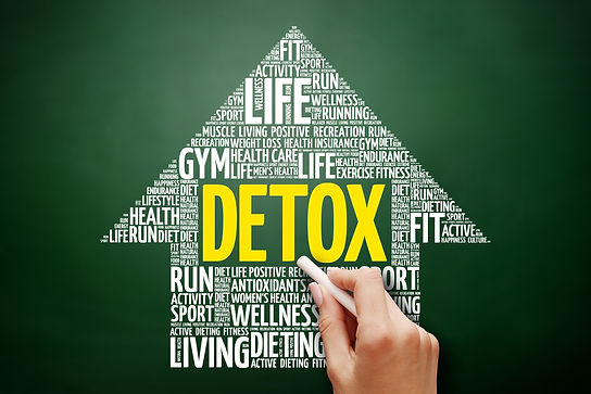 Detox, Detoxification, Diet, Weight Loss, Cleanse, The Toxin Solution