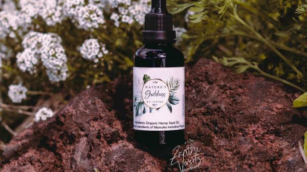 Manuka Massage Oil