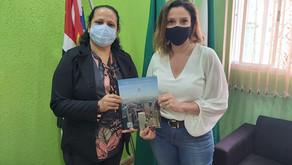 Firmada parceria para elaboração do Book de Cabreúva SP 2021-22
