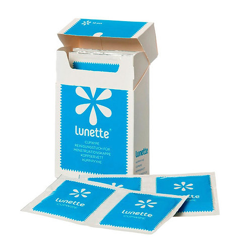 Lunette Disinfecting Wipes