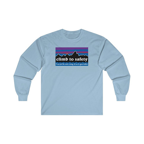 Climb to Safety Longsleeve