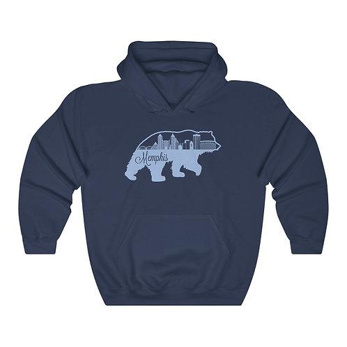 Skyline Bear Hoodie