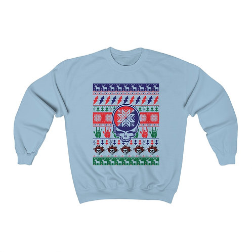 Grateful Christmas Sweatshirt