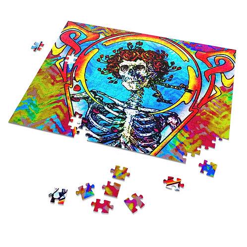 BerthaTie Dye Puzzle