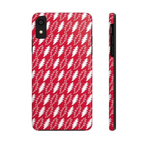 Bolts Red Phone Case