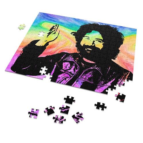 Jerry Tie Dye Puzzle