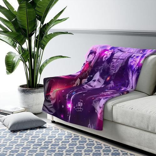WSP Sherpa Fleece Blanket