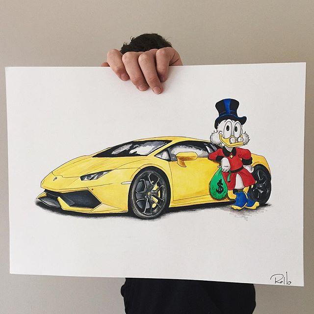 Aleem's Lamborghini Huracan