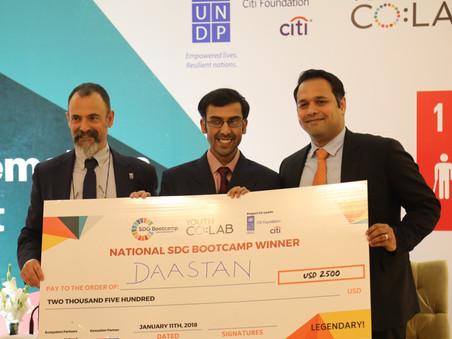 Startup to Pakistan's premier publishing platform: How social enterprises can help acheive the SDGs