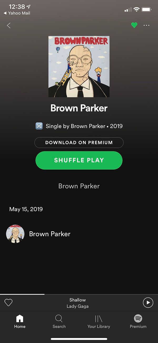 BrownParker on Spotify
