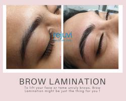 Brow Lift- Lamination